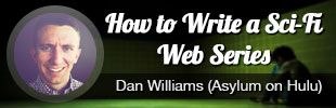 How to Write a Sci-Fi Web Series