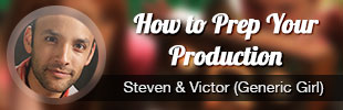 how to prep your production course